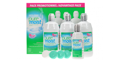 Optifree pure moist 6 maand